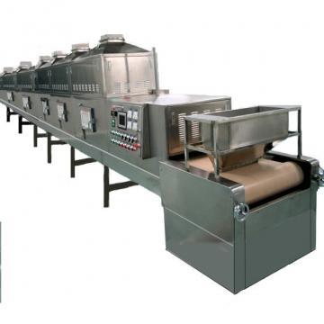 Conveyor Belt Microwave Vacuum Dryer Machine 120KW For Chili / Instant Noodles