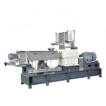 Snacks Food Machine Double Screw Extruder