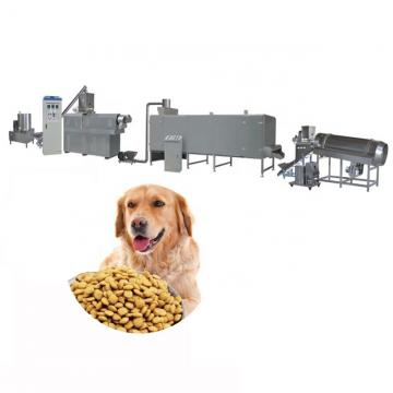 Equipment for dry pedigree dog food machine pet food production line