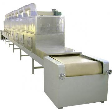 Industrial microwave tunnel dryer machine Cat Sand drying sterilization equipment