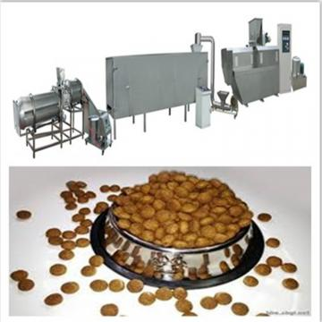 Easy Digest Nutritional Dry Dog Food Pet Animal Pellet Biscuit Bone Extruder Making Machine