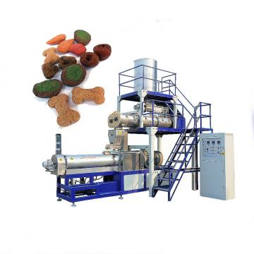 High quality good taste automatic dog biscuits making machine
