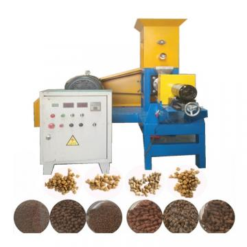 Pet dog food extruder machine/pet food processing line