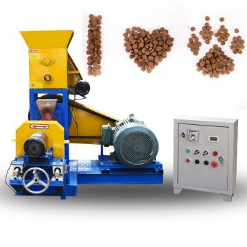 304 Stainless Steel Pet Dog Food Extruder Machine Dog Chewing Treats Extruder