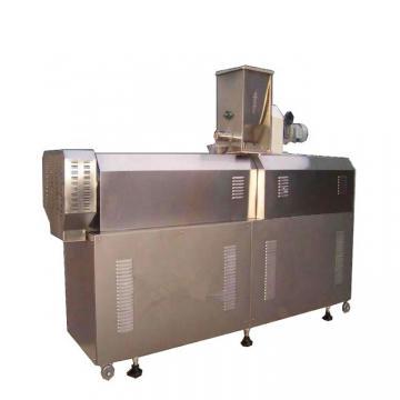 Fully Automatic Dog Food Extruder Processing Machine One Year Warranty