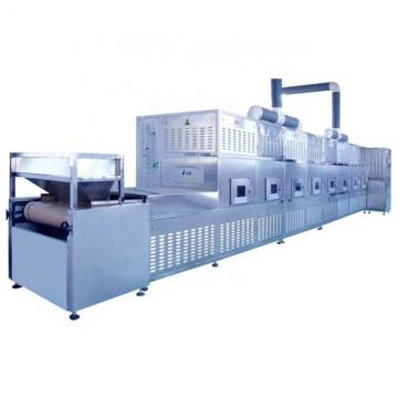 Industrial Belt Type Grain Nuts Microwave Drying Curing Sterilizing Machine