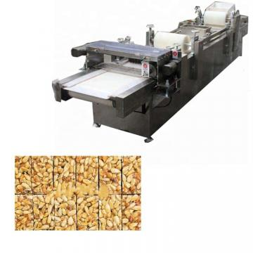 Chocolate Enrobing Candy Bar Forming Machine