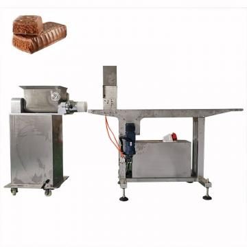 Popular Peanut Candy Bar Making Forming and Cutting Machine Price