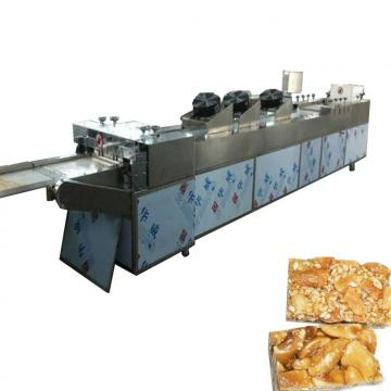 Automatic Cereal Bar Forming Machine