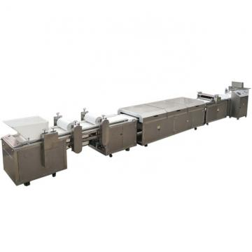 High Efficiency Cereal Bar Making Machine , Rice Cake Popping Machine 360P/H Capacity