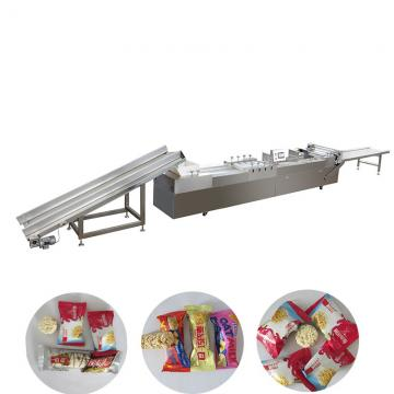 Puffed Nuts Rice Ball Making Machine , Cereal Bar Making Machine PLC Screen