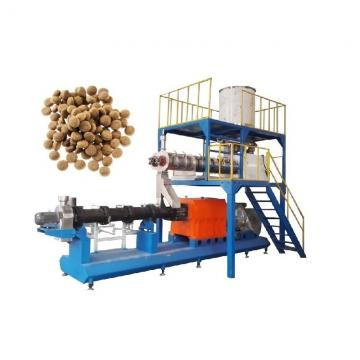 Automatic Pet Dog Chewing Bone Snacks Food Processing Line/Professional Dog Food Making Machine