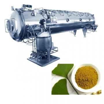 Food Grade Material Microwave Vacuum Dryer Machine Laboratory Batch Type