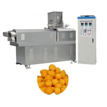 Fully Automatic Corn Snacks Making Machine , Big Capacity Corn Flakes Processing Line