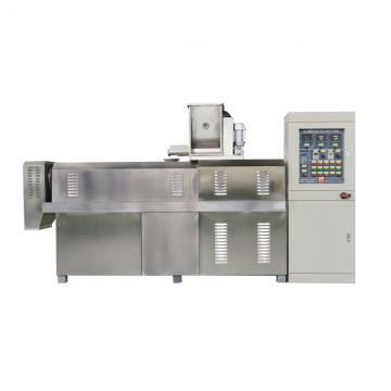 Crispy Corn Puff Snack Food Processing Machinery , Snack Food Extruder Machine