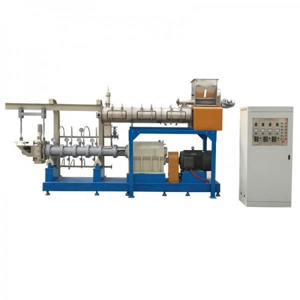 Automatic Aquarium Fish Food Machine/Pet Packing Strap Production Line