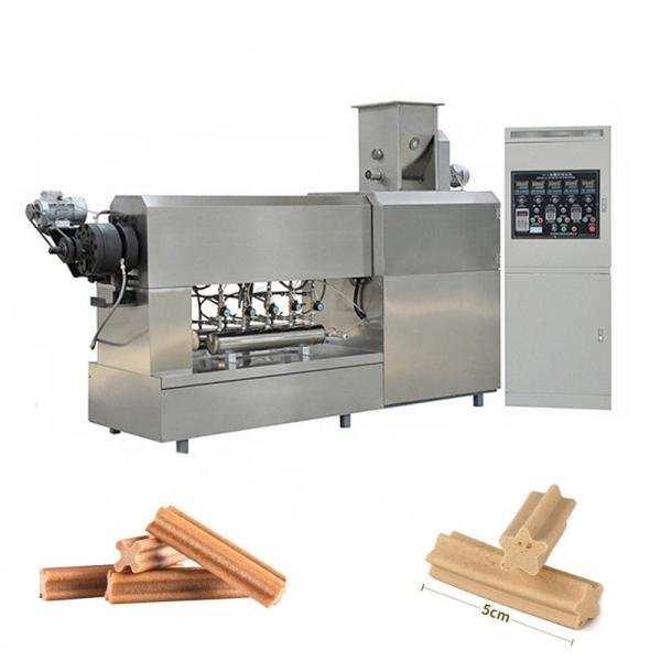 Compact Pet Food Processing Machinery , Dog Food Making Machine Self Cleaning