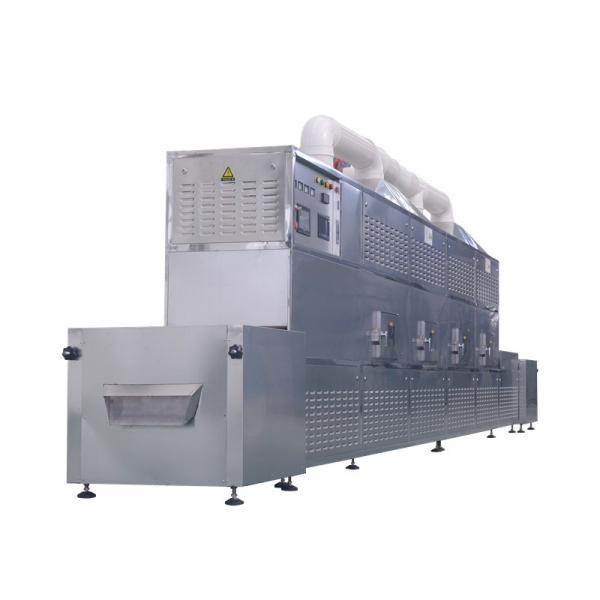 Industrial microwave food processing machine fast food heating sterilization equipment
