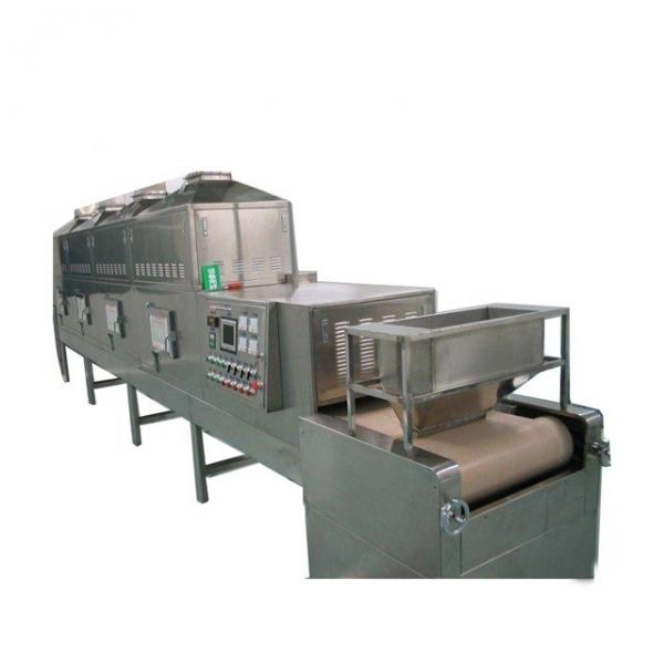 Automatic Machine for Tunnel Multilayer Microwave Drying Sterilizer