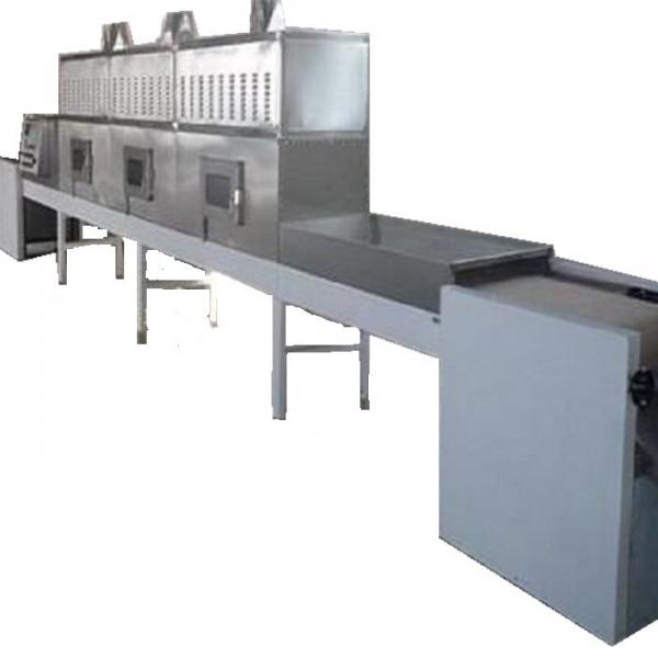 New technology stainless steel fast food microwave heating equipment