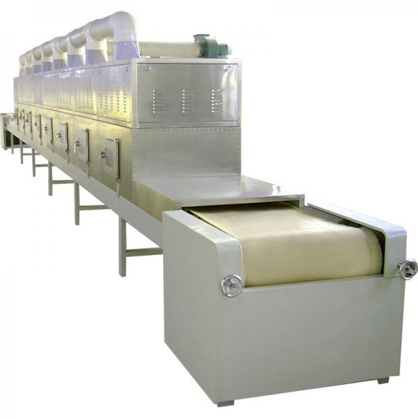 Conveyor Belt Microwave Vacuum Dryer Machine 120KW For Chili / Instant Noodles