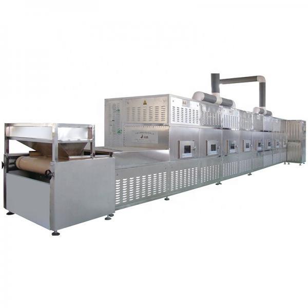 Microwave Drying and Sterilization Machine for Talcum Powder