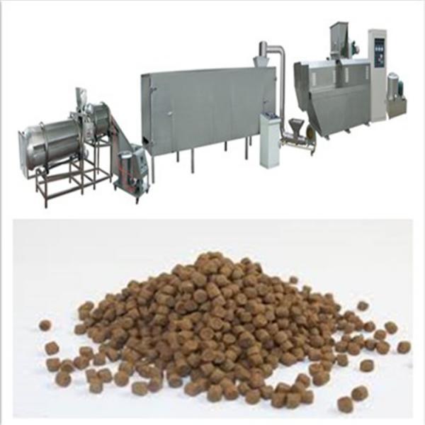 Easy Digest Nutritional Dry Dog Food Pet Animal Pellet Biscuit Bone Extruder Making Machine