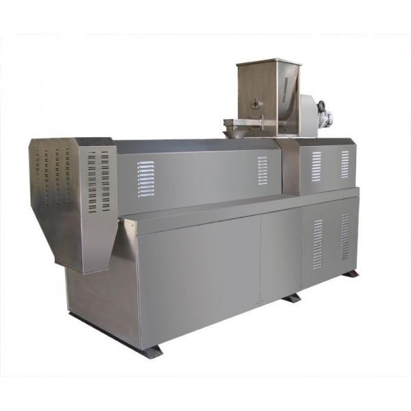 120-150kg / Hr Stainless Steel Puff Snack Machine For Food Processing