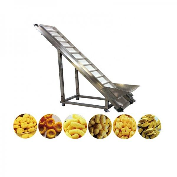 Big Capacity Cheese Ball Making Machine , Puff Snack Machine / Production Line