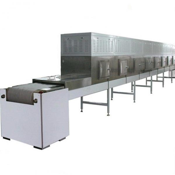 Microwave equipment cardboard drying equipment