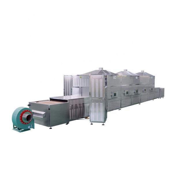 Box Type Microwave Vacuum Dryer Machine With Dehumidifier Function