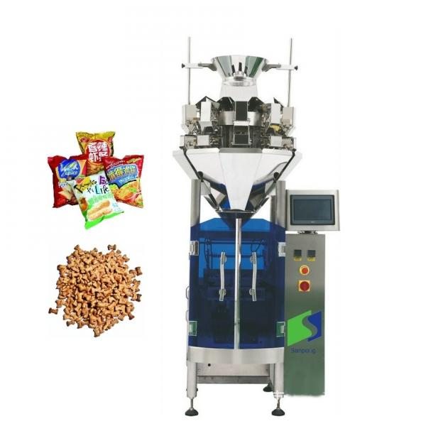 Large Capacity Dry Pet Food Production Line Dog Food Extrusion Machine