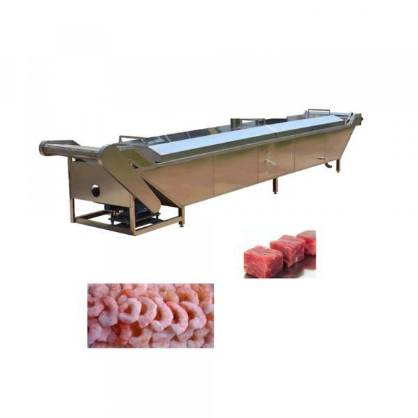 High Quality Microwave Thawing Machine for Frozen Sea Meat Food
