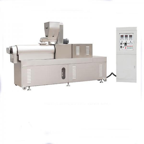Full Production Line Hot Dog Food Making Machine